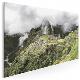 Machu Picchu - fotografia na płótnie - 120x80 cm