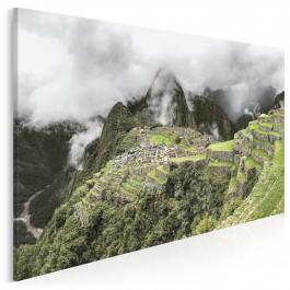 Machu Picchu - fotografia na płótnie