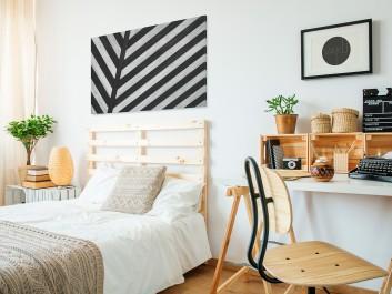 Jodłowanie - fotoobraz do sypialni