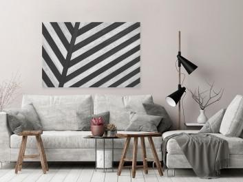 Jodłowanie - fotoobraz do sypialni - 120x80 cm