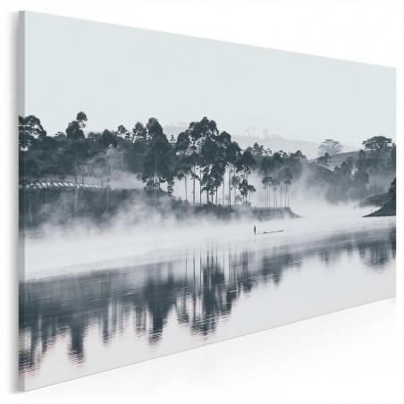 Człowieczy los - fotografia na płótnie - 120x80 cm