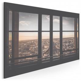 102 piętro - fotoobraz na płótnie - 120x80 cm