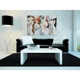 Esencja męskiego życia - nowoczesny obraz na płótnie - 120x80 cm