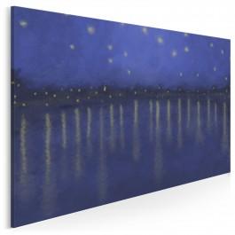 Pomyśl życzenie - nowoczesny obraz na płótnie - 120x80 cm