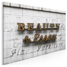 Beauty & Essex - nowoczesny obraz na płótnie - 120x80 cm