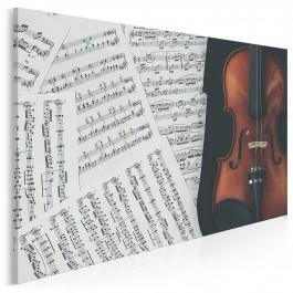 Muzyka klasyczna - zdjęcie na płótnie - 120x80 cm