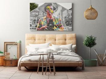 Vivian Maier - fotoobraz do salonu