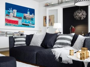 Parostatki - fotoobraz do sypialni