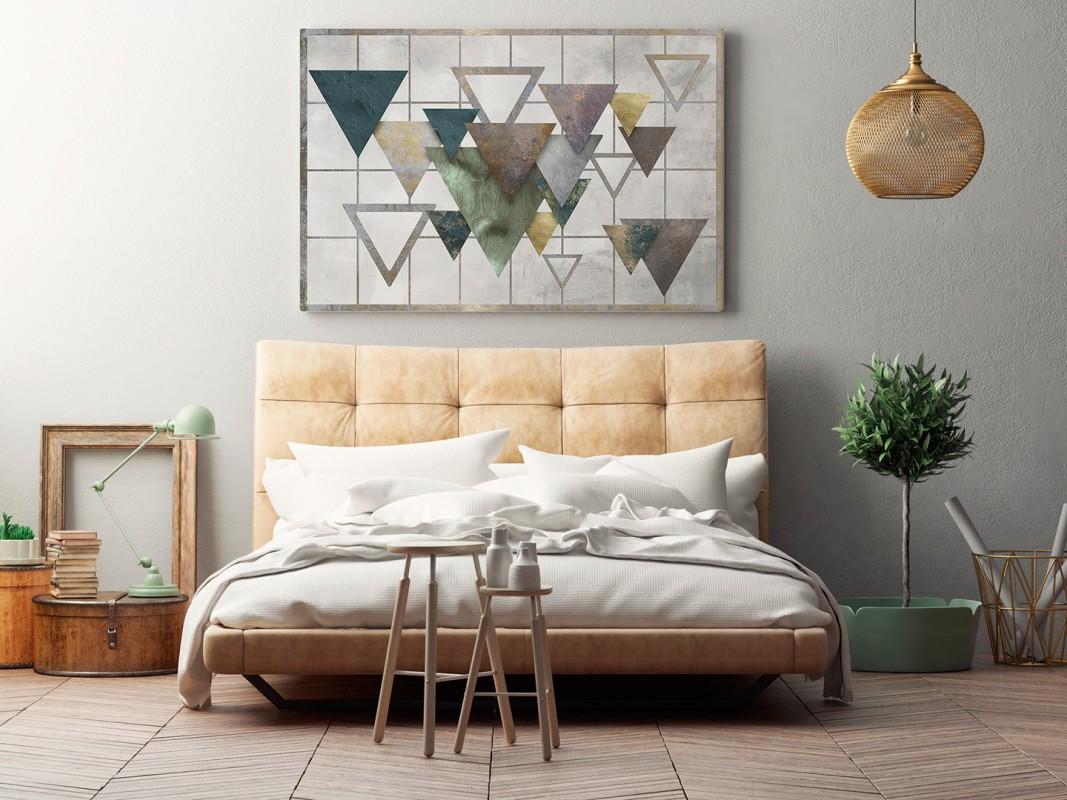 Remedium - nowoczesny obraz do sypialni - 120x80 cm