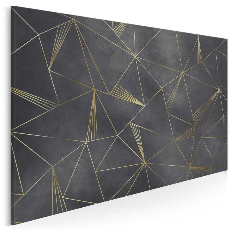 Mikrokosmos - nowoczesny obraz do salonu - 120x80 cm