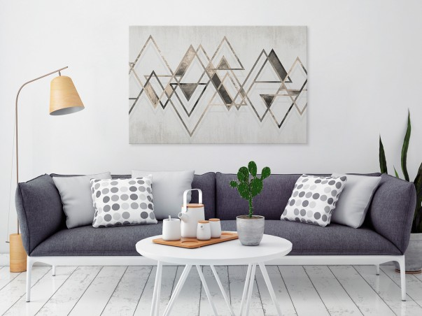 Antidotum - nowoczesny obraz do salonu - 120x80 cm