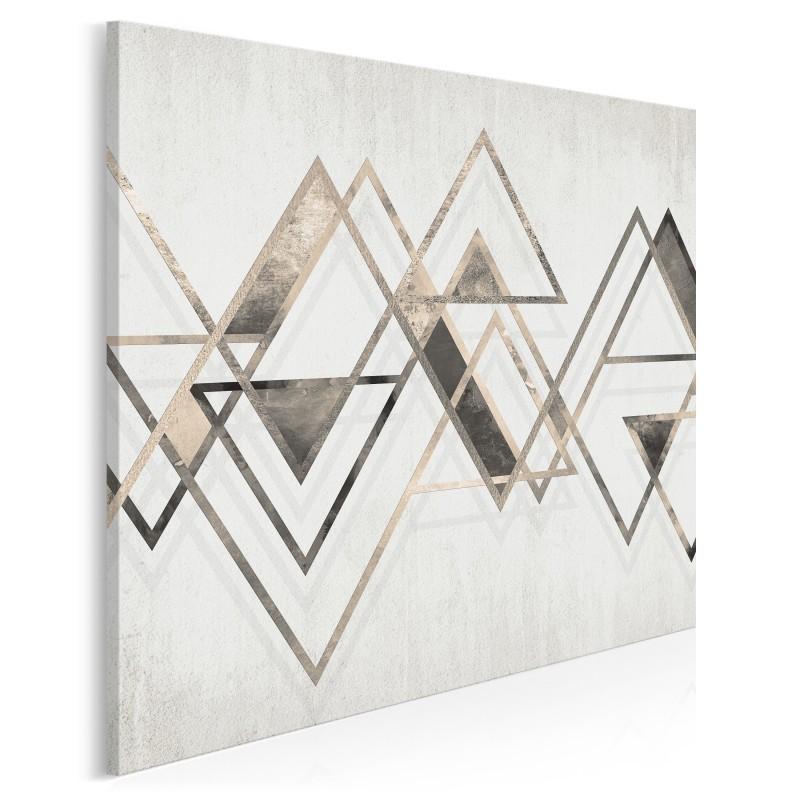 Antidotum - nowoczesny obraz do salonu - 80x80 cm