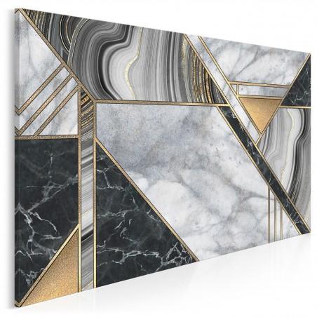 Purystyczny ceremoniał - nowoczesny obraz na płótnie - 120x80 cm