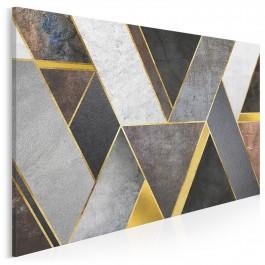 Alter ego - nowoczesny obraz do salonu - 120x80 cm