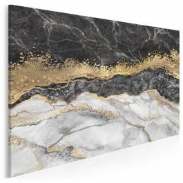 Kanion życia - nowoczesny obraz do salonu - 120x80 cm