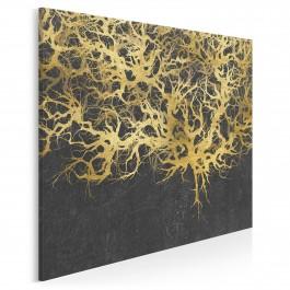Od iluzji do immersji - nowoczesny obraz na płótnie - 80x80 cm