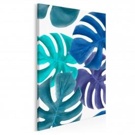 Arboretum - nowoczesny obraz na płótnie - 50x70 cm