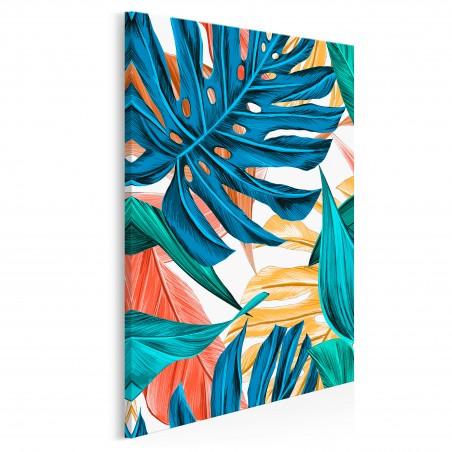 Oranżeria - nowoczesny obraz na płótnie - 50x70 cm