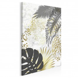 Tahiti - nowoczesny obraz na płótnie - 50x70 cm
