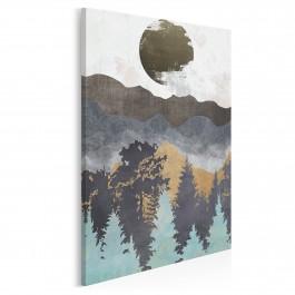O dali z oddali - nowoczesny obraz na płótnie - 50x70 cm