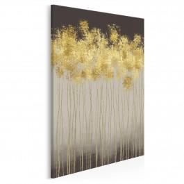 Stan nieważkości - nowoczesny obraz na płótnie - 50x70 cm
