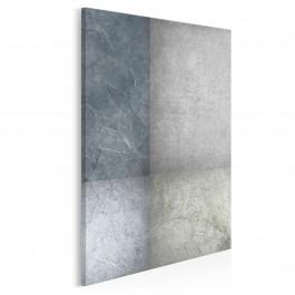 Perfekcyjna niedoskonałość - nowoczesny obraz na płótnie - 50x70 cm
