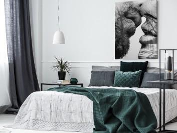 Antologia namiętności - nowoczesny obraz na płótnie - 50x70 cm