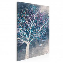 Małe radości - nowoczesny obraz na płótnie - 50x70 cm