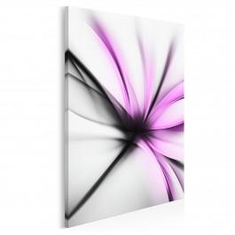 Niezmącona równowaga - nowoczesny obraz na płótnie - 50x70 cm