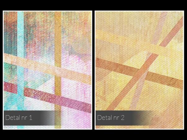Kuźnia pożądania - nowoczesny obraz na płótnie - 50x70 cm