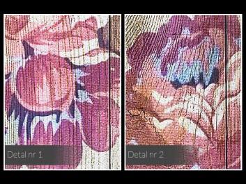 Synteza piękna - nowoczesny obraz na płótnie - 50x70 cm