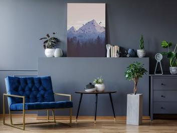 Pożegnanie lata - nowoczesny obraz do salonu - 50x70 cm