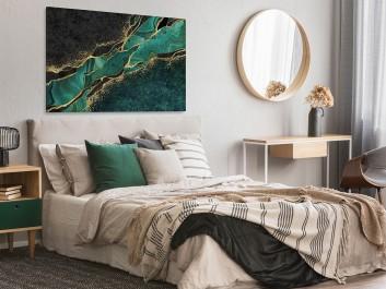 Nienasycenie - nowoczesny obraz do salonu - 120x80 cm