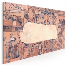 Sfora - nowoczesny obraz na płótnie - 120x80 cm