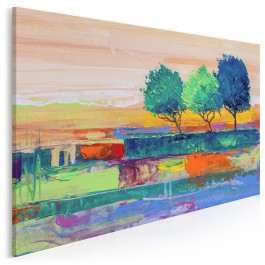 Natura natury - nowoczesny obraz na płótnie - 120x80 cm