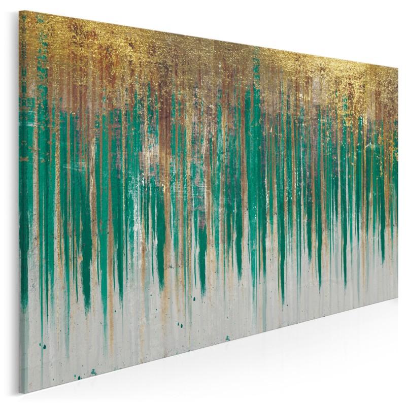 Neapolitański skarb - nowoczesny obraz na płótnie - 120x80 cm