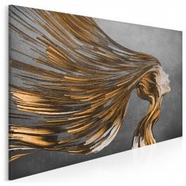 Genesis - nowoczesny obraz na płótnie - 120x80 cm