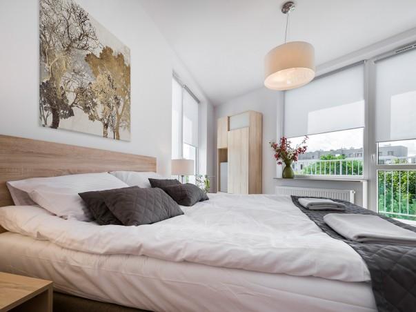 Energia spokoju - nowoczesny obraz do sypialni - 80x80cm