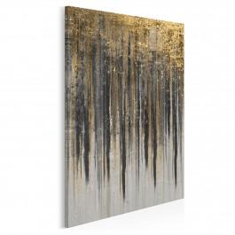Komnata dobrobytu - nowoczesny obraz na płótnie - 50x70 cm