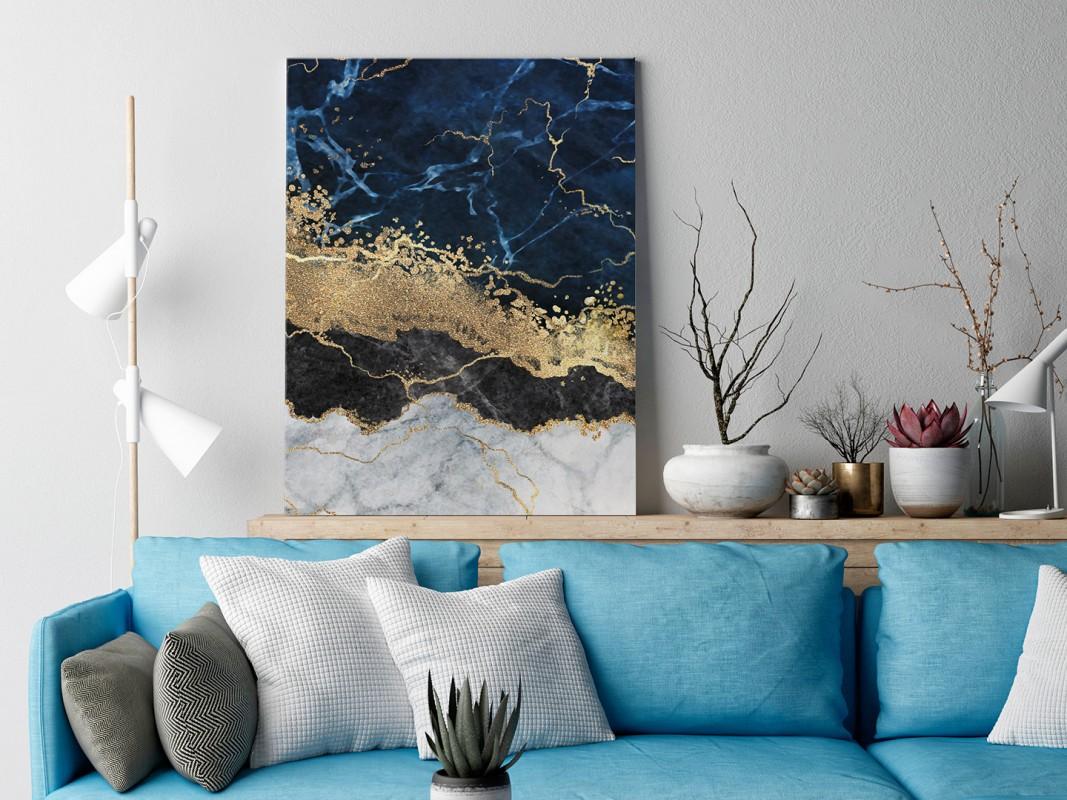 Epilog snu - nowoczesny obraz do salonu - 50x70 cm
