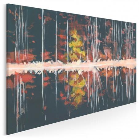 Esencjalizm - nowoczesny obraz do sypialni - 120x80 cm