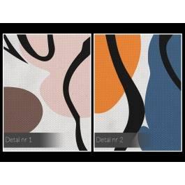 Gabinet cieni - nowoczesny obraz na płótnie - 120x80 cm