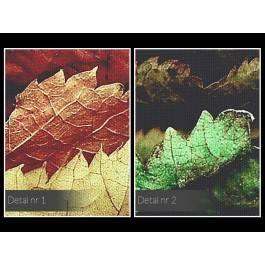 Cztery pory roku - fotografia na płótnie - 120x80 cm