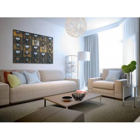 Rewers - nowoczesny obraz na płótnie - 120x80 cm