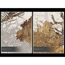 Energia spokoju - nowoczesny obraz na płótnie - 120x80cm