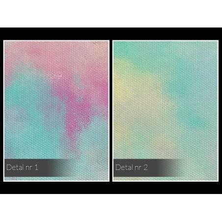 Pogoda ducha - nowoczesny obraz na płótnie - 120x80 cm
