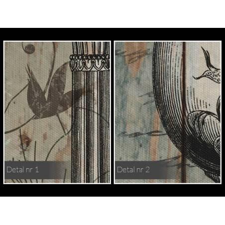 Szczypta elegancji - nowoczesny obraz na płótnie - 120x80 cm