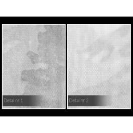 Retusz pamięci - nowoczesny obraz na płótnie - 120x80 cm
