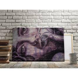 Lady Rose - fotoobraz na płótnie - 120x80 cm