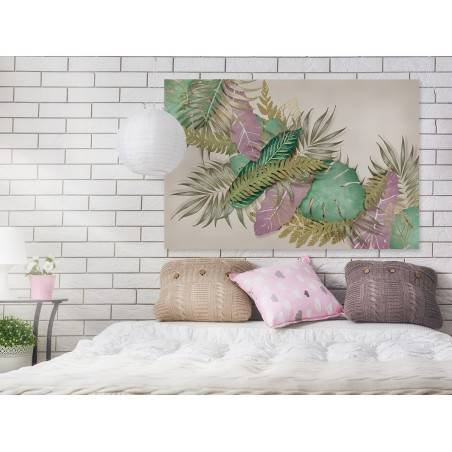 Księga dżungli - nowoczesny obraz do salonu - 120x80 cm